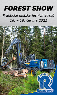 Reparoservis FOREST SHOW 2021