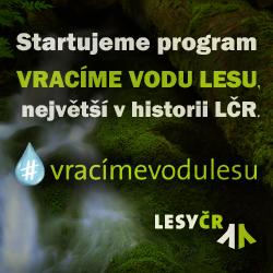 LČR - Vracíme vodu lesu