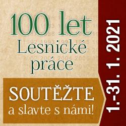 100 let Lesnické práce - soutěž