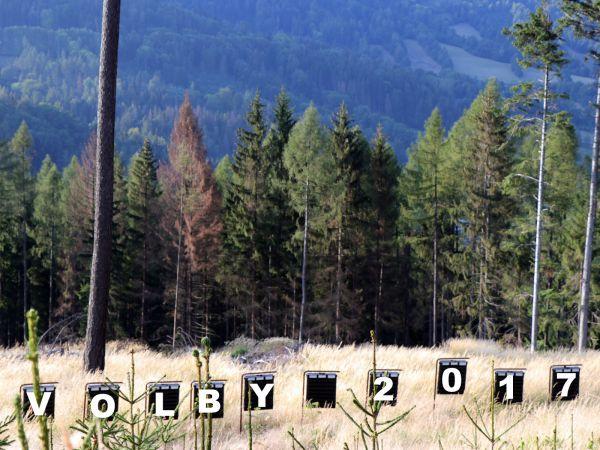 S čím jdou politici do lesa - předvolební anketa časopisu Lesnická práce