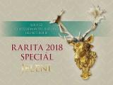Začíná Rarita 2018 speciál – soutěž o nejzajímavější jelení trofej!