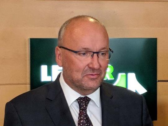 Rozhovor s Josefem Vojáčkem, generálním ředitelem Lesů ČR