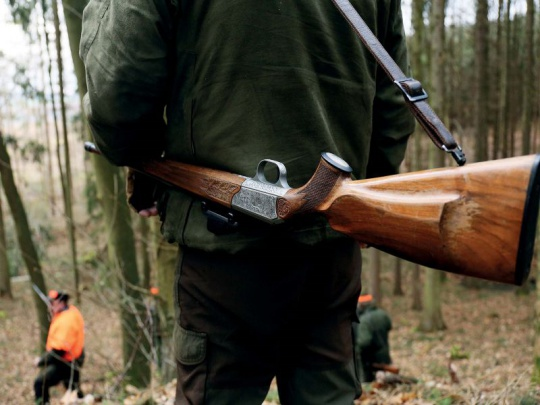 K návrhu novely zákona o zbraních
