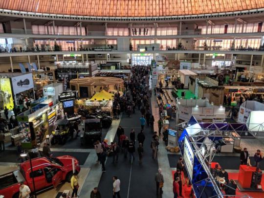 Veletrhy SILVA REGINA, TECHAGRO a BIOMASA se přesouvají na rok 2022
